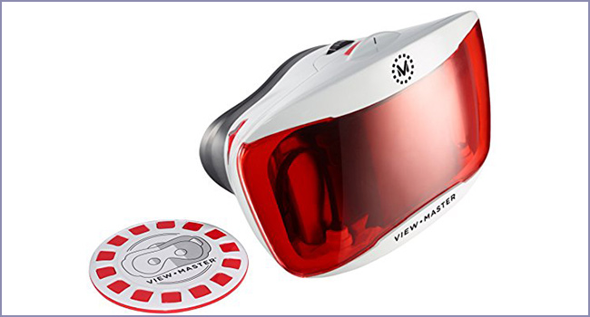 View-Master Deluxe VR Headset