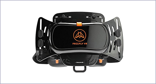 Freefly Beyond VR headset
