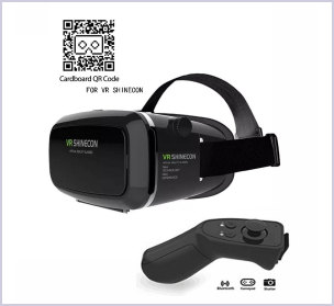 kamle virtual reality headset