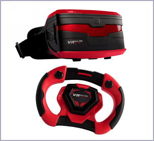real feel virtual reality headset