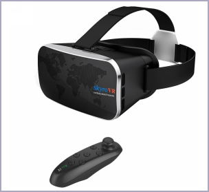 skyro virtual reality headset