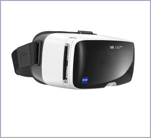 zeiss one plus virtual reality headset