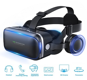Pansonite 3D VR headset