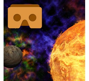 VR Deep Space Exploration