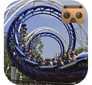 Roller coster game