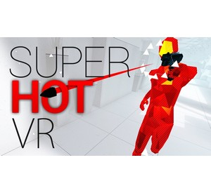 Superhot VR game