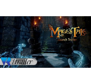 the mage's tale VR game