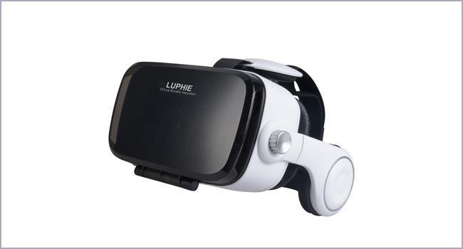 ETVR 3D VR Headset with Remote Controller
