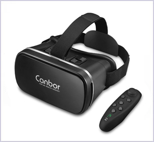 Canbor VR goggles