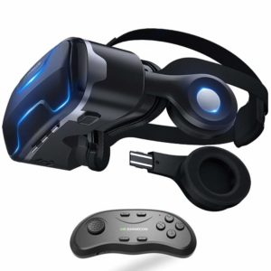 best VR headset with remote controller
