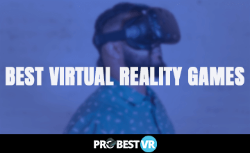 The best virtual reality games