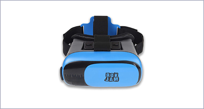 best RokAM 3D virtual reality headset for movies