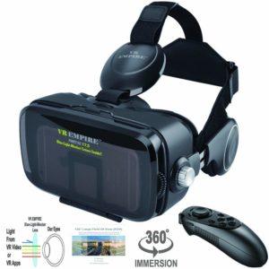 VR Empire 3D headset