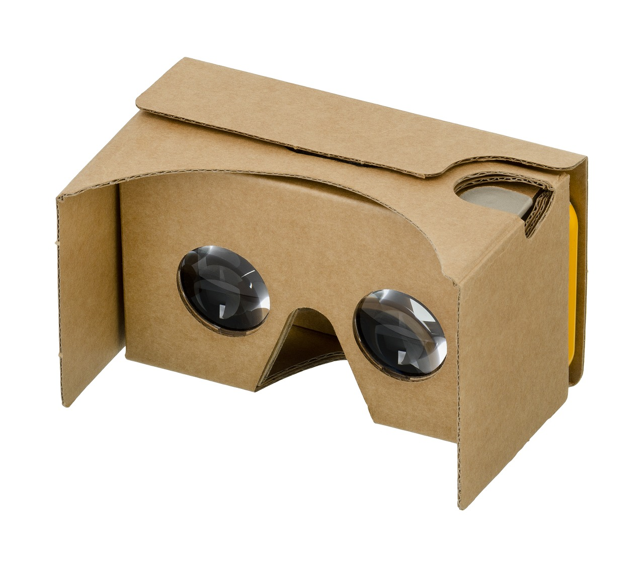 Cardboard VR Headset how to watch vr videos without headset